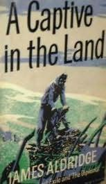 book cover of A Captive in the Land