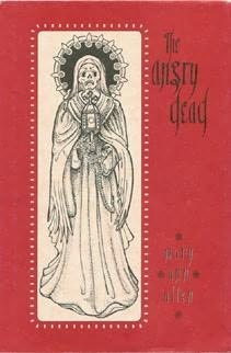 book cover of The Angry Dead