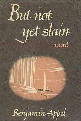 book cover of But Not Yet Slain