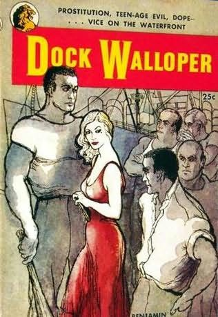 book cover of Dock Walloper
