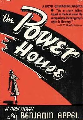book cover of The Power-House