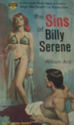 book cover of The Sins of Billy Serene