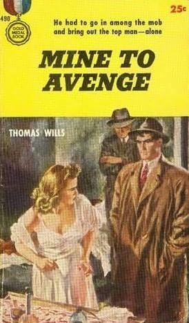 book cover of Mine to Avenge