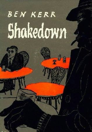 book cover of Shakedown