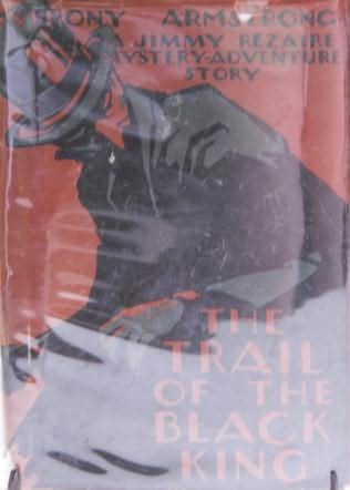 book cover of The Trail of the Black King