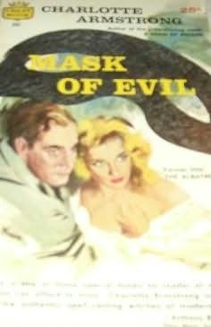 book cover of Mask of Evil