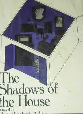 book cover of The Shadows of the House