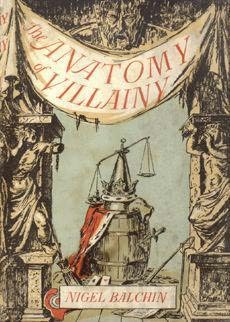 book cover of The Anatomy of Villainy