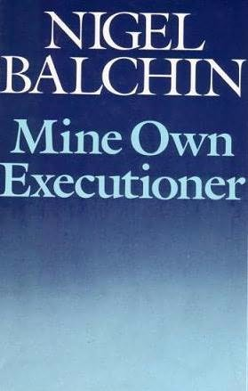 book cover of Mine Own Executioner