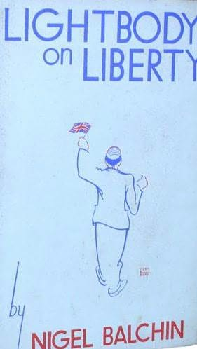book cover of Lightbody on Liberty