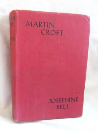 book cover of Martin Croft