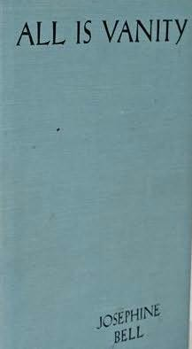 book cover of All Is Vanity