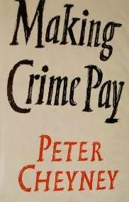 book cover of Making Crime Pay
