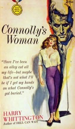 book cover of Connolly\'s Woman