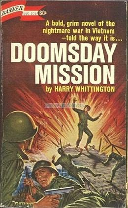 book cover of Doomsday Mission