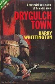 book cover of Drygulch Town