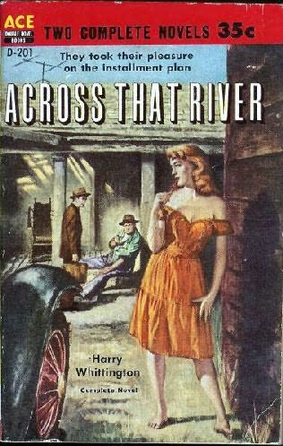 book cover of Across That River