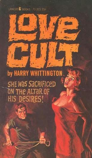 book cover of Love Cult