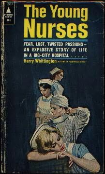 book cover of The Young Nurses