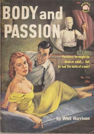 book cover of Body and Passion