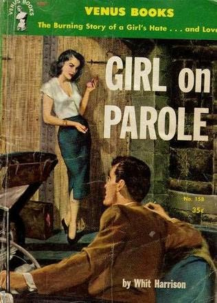 book cover of Girl on Parole
