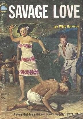 book cover of Savage Love