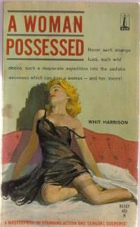 book cover of A Woman Possessed