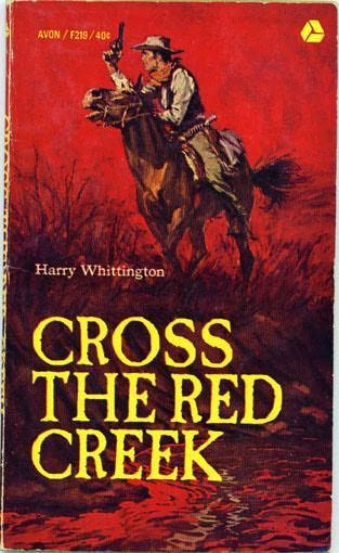 book cover of Cross the Red Creek