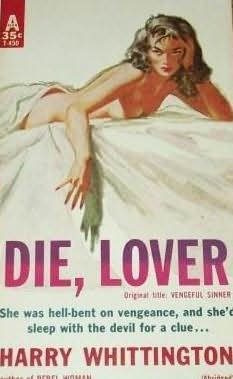 book cover of Die, Lover