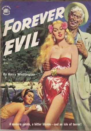 book cover of Forever Evil