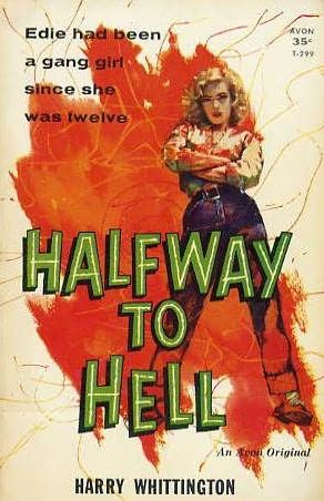 book cover of Halfway to Hell