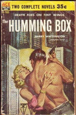 book cover of The Humming Box