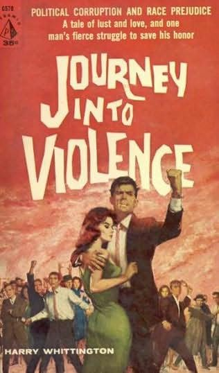 book cover of Journey Into Violence