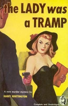 book cover of The Lady Was a Tramp