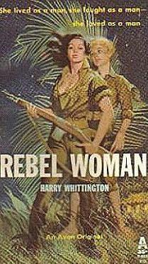 book cover of Rebel Woman