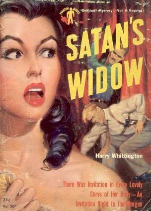 book cover of Satan\'s Widow