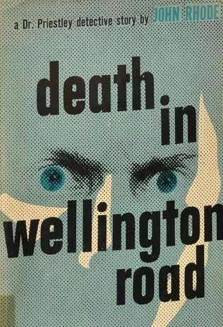book cover of Death in Wellington Road