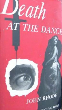 book cover of Death At the Dance