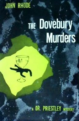 book cover of The Dovebury Murders