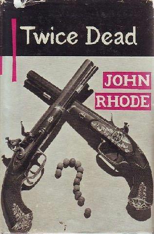book cover of Twice Dead