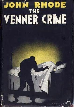 book cover of The Venner Crime
