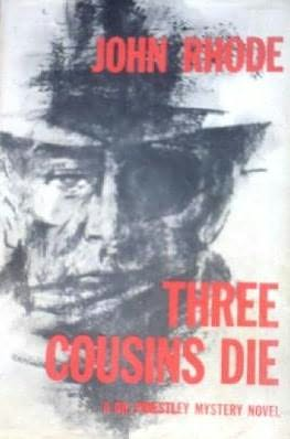 book cover of Three Cousins Die