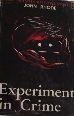 book cover of Experiment in Crime