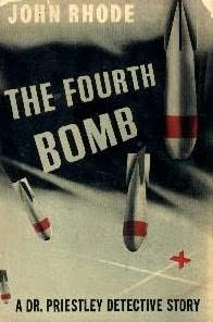 book cover of The Fourth Bomb