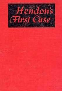 book cover of Hendon\'s First Case