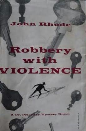 book cover of Robbery with Violence