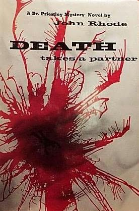 book cover of Death Takes a Partner