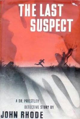book cover of The Last Suspect