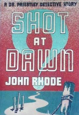 book cover of Shot At Dawn