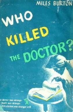 book cover of Who Killed the Doctor?